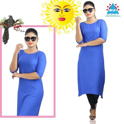 Picture of #High-Low Kurtha Top