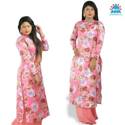 Picture of Long Kurtha Top with Skirt
